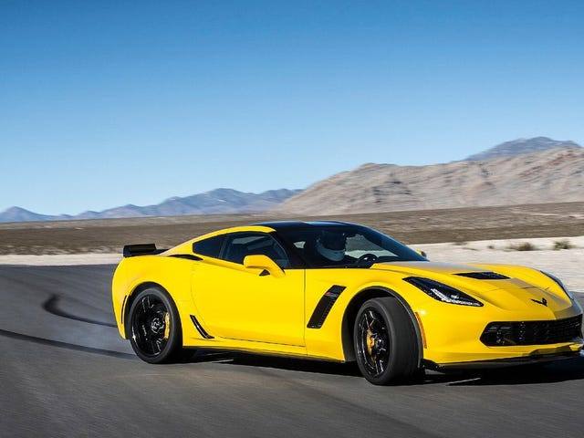 You Can Get Some Crazy Discounts On Brand New 2017 Corvettes
