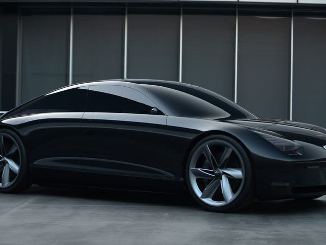 Hyundai's EVs Are Going To Look Cool As Hell