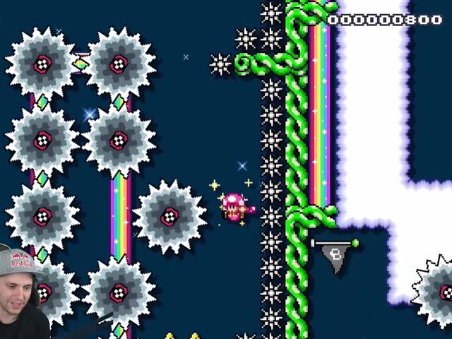 Déjà Poo: Nintendo elimina otro nivel de Mario Maker por el popular Speedrunner