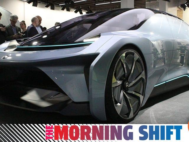 चीन इलेक्ट्रिक कारों को रीथिंक कर सकता है