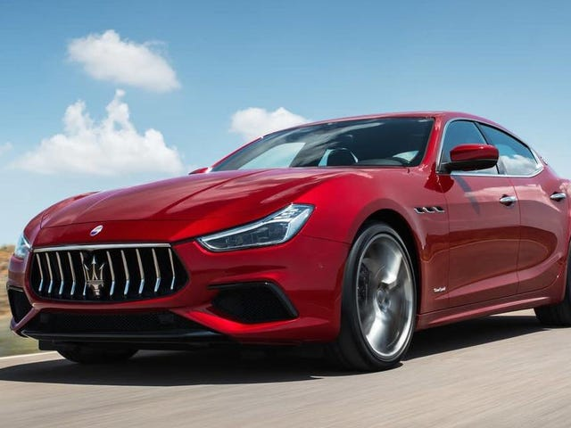 Maserati Promises to Be a Bastion of Hope and Combustion Amid Future Wave of Electric Cars