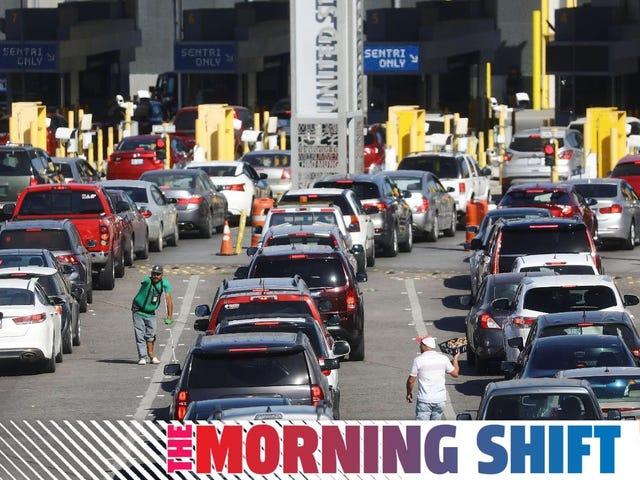 Trump menace les tarifs mexicains jusqu'à la fin de l'immigration clandestine et effraie déjà l'industrie automobile