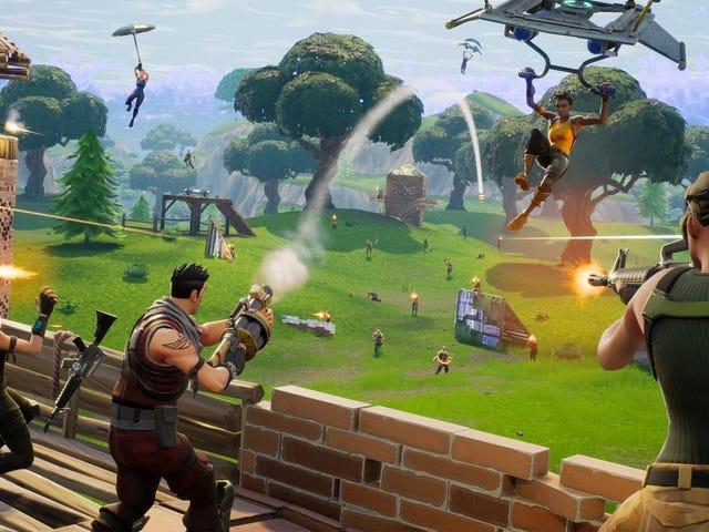 Microsoft पासा क्यू सोनी tiene la culpa de que Xbox y PlayStation कोई puedan jugar <i>Fortnite</i> juntos