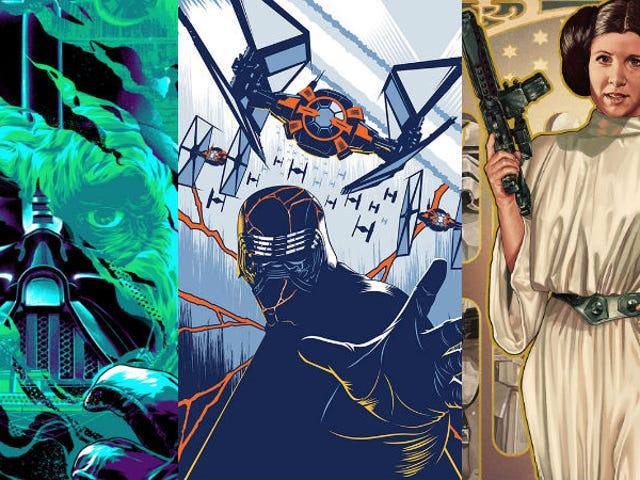 Yıldız Savaşları ve Kuvvet Cuma New York Comic Con Too İstila Ediyor