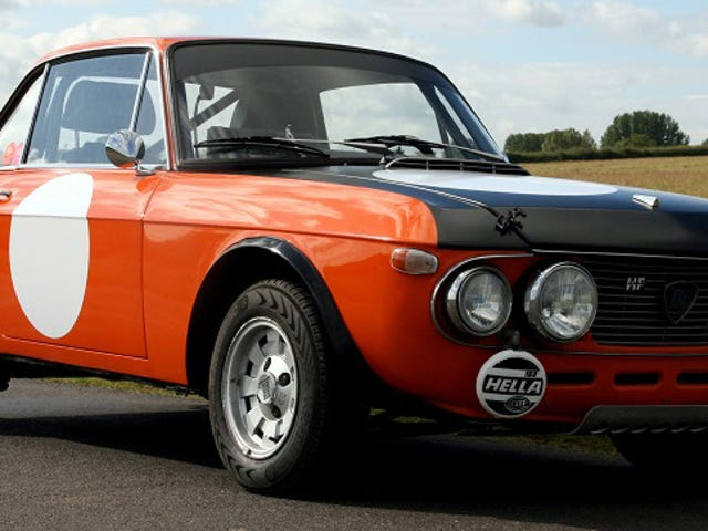 How Dealing With Classic Rally Cars Can Improve Your Family Life