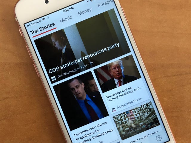 How to Get Started With the New Microsoft News App