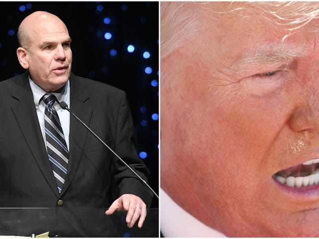 """The Wire's David Simon defends Balitmore against """"empty-suit, race-hating fraud"""" Donald Trump"""