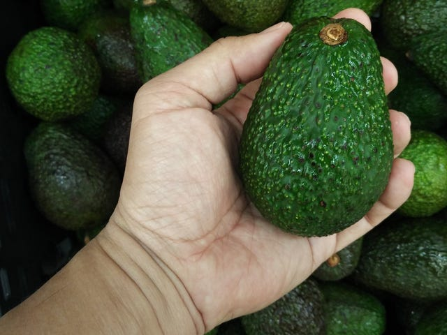 "Last Call:""Avocado Hand"" is apparently a health threat"