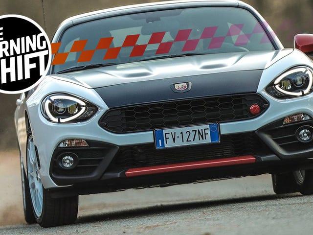 Tesla Ay ang Rock Fiat Ay Lean Sa Skate sa pamamagitan ng EU regulasyon: Ulat