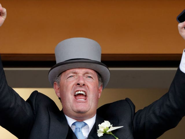 Piers Morgan's latest feud is with, um, razor companies and the Final Destination writer