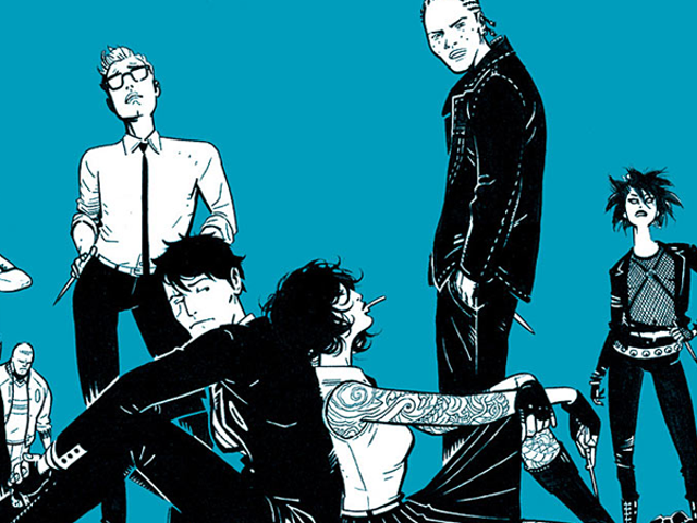 Image Comics' Deadly ClassIs Coming to TV, Courtesy of theRusso Brothers