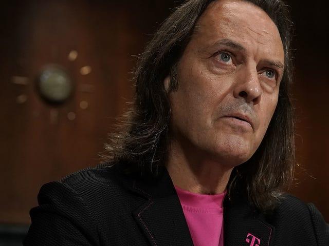 尽管T-Mobile的John Legere和其他人发表了隐私誓言,但您的位置数据的黑市显然仍然蓬勃发展