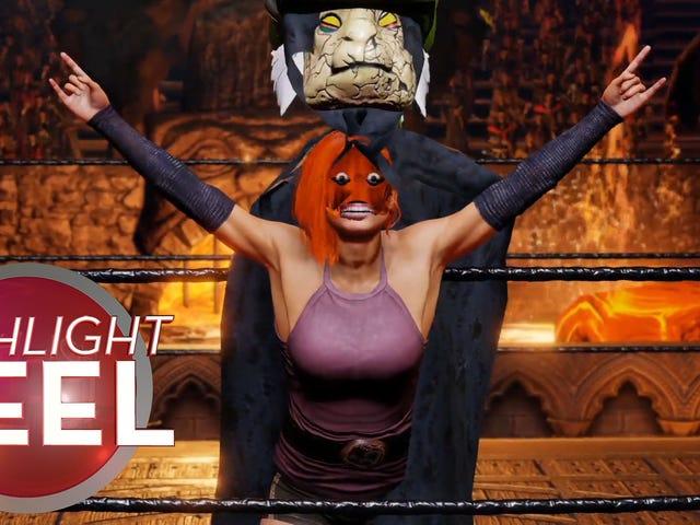 WWE 2K20 Er Glitch Hell