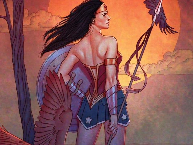 Exploring DC Rebirth: Wonder Woman by Greg Rucka, Liam Sharp, and Nicola Scott