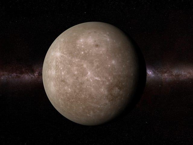 Ahora es tu oportunidad de ver Mercurio