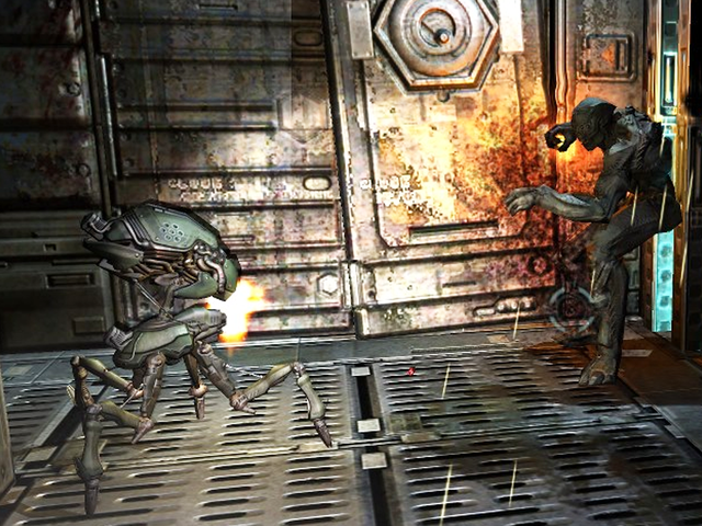 I Love The Little Robots In Doom 3