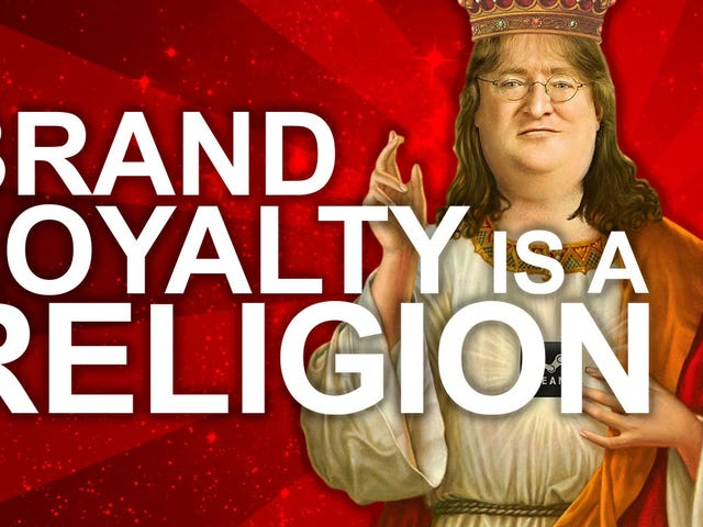 Brand Loyalty is a Religion