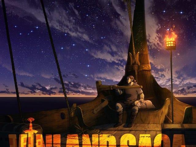 Enjoy the newest promo of the anime of Vinland Saga
