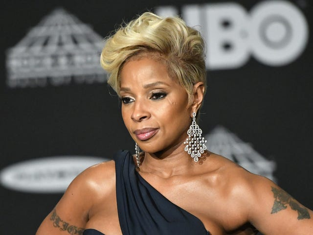 Mary J. Blige to Star in Horror-Thriller Body Cam With Police-Brutality Theme