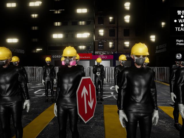 Hvorfor godkender Steam ikke disse spil, der understøtter Hong Kong-demonstranter?