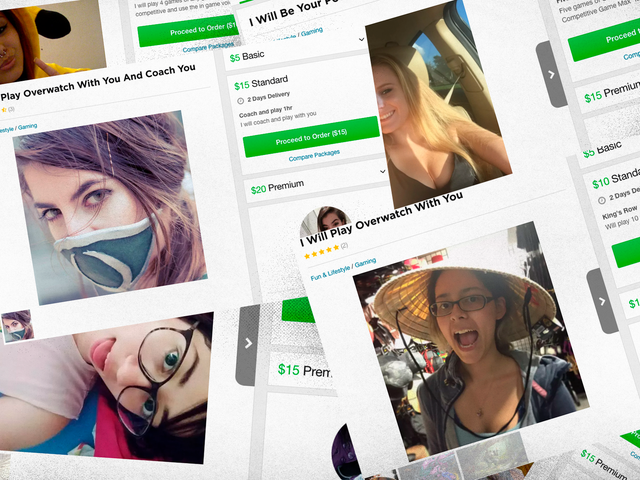 I Paid Women To Play Overwatch With Me, And It Was Fantastic