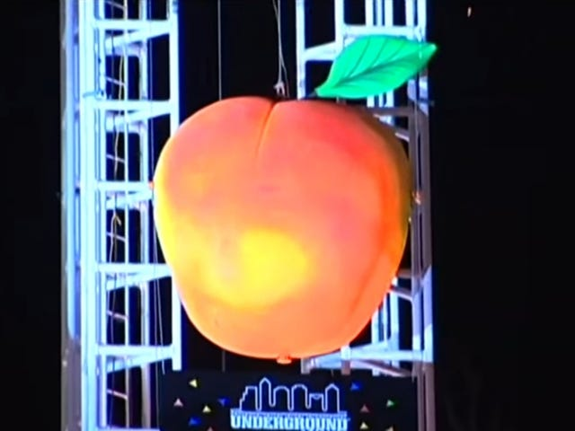 WTF You Mean Ain't No Peach Drop? Atlanta NYE Peach Drop Canceled for First Time in 30 Years