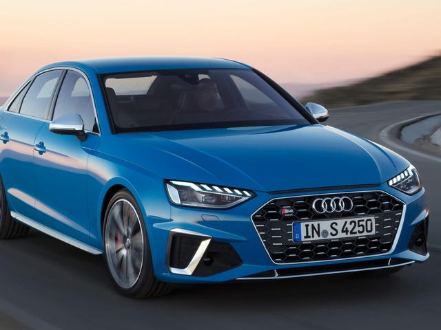 The 2020 Audi A4 Redesign Removes Its One Unique Characteristic