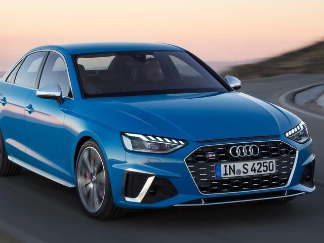 Ang 2020 Audi A4 Redesign Tinatanggal ang Its One Natatanging Characteristic