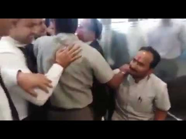 Jeep owner beaten up by dealership staff in India