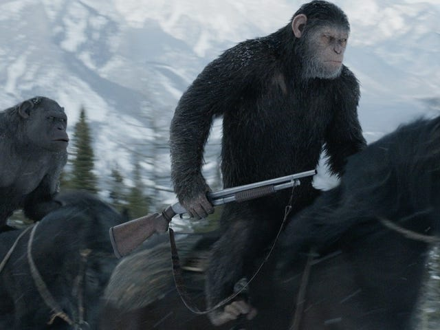 A New Planet of the Apes Movie May Be in the Works