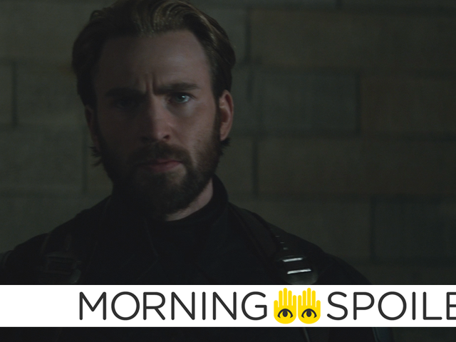 New Avengers 4Set Pictures Reveal an Intriguing Costume Change for Captain America