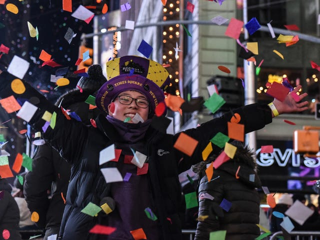 How to Livestream the Times Square New Year's Eve Celebration