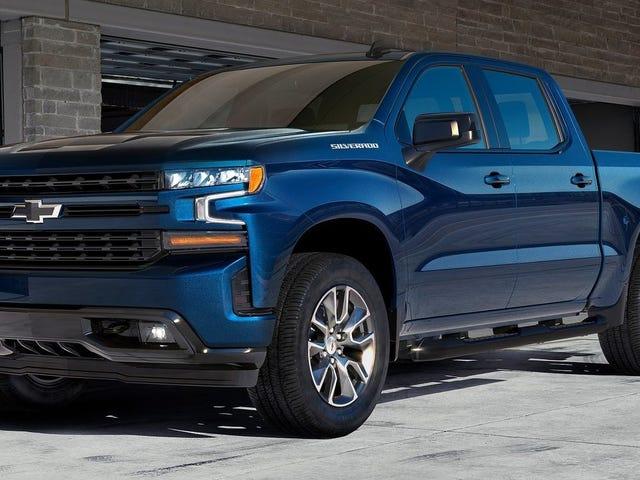 Το νέο ντίζελ του Chevy Silverado 2019 έχει περισσότερη ισχύ από τη Ford