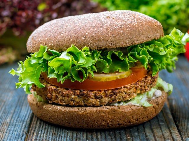 Burger King's veggie burger is gone and definitely forgotten
