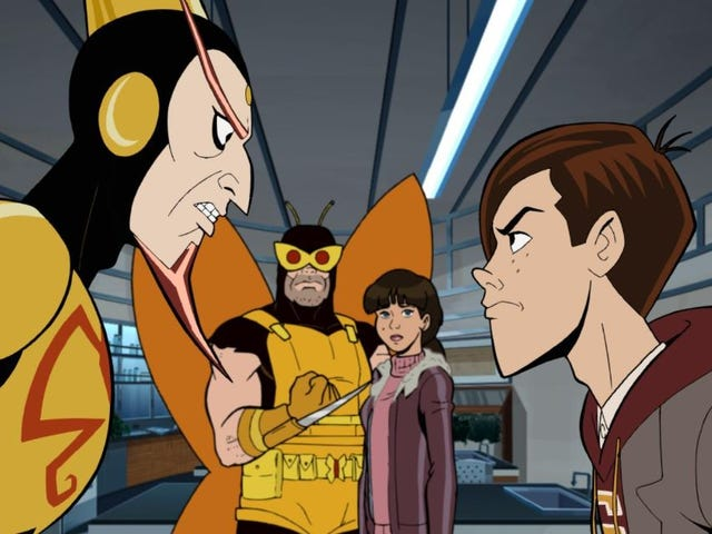 Dean goes to college on a funny, low-key Venture Bros.