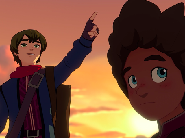 What We Liked (And Didn't Like) About The Dragon Prince
