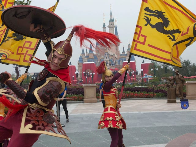 So You Want to Build a Theme Park with a Communist Government