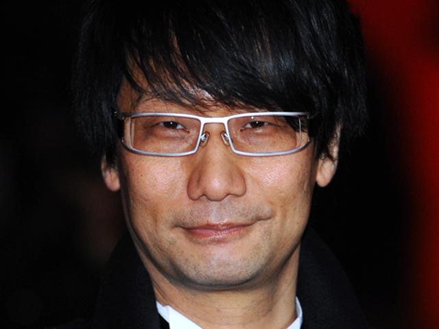 Missä on Hideo Kojima?  Näytä hänelle.