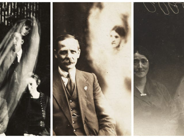 Invisible Women: Isang History of Haunted Photographs