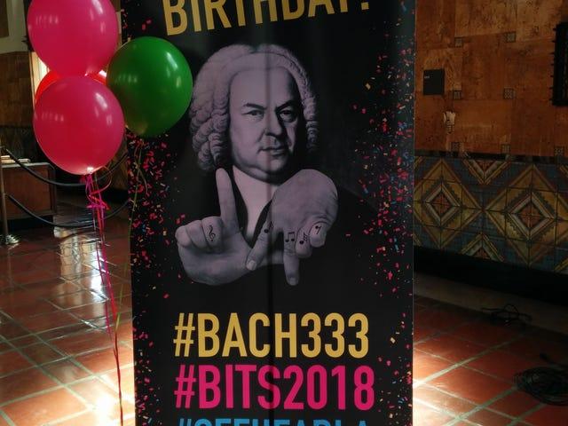 Metro Los Angeles'taki Bach