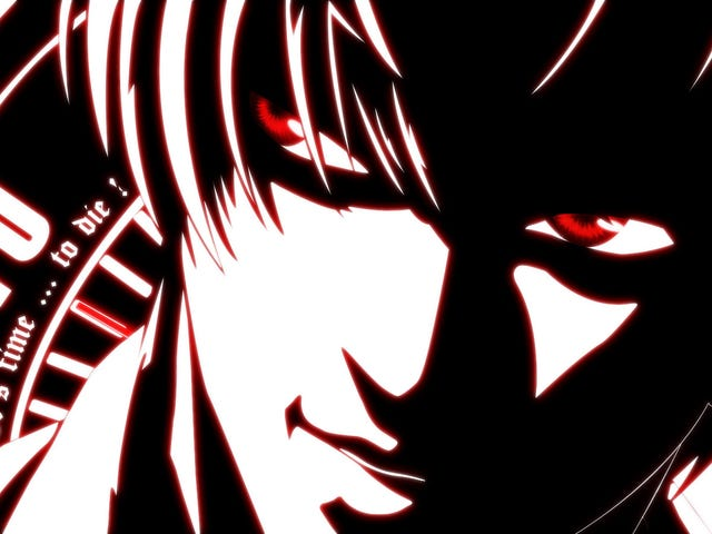 Live Action Death Note by... Netflix?