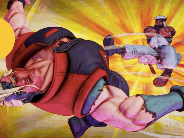 <em>Street Fighter V</em> : La reseña de <em>Kotaku</em>