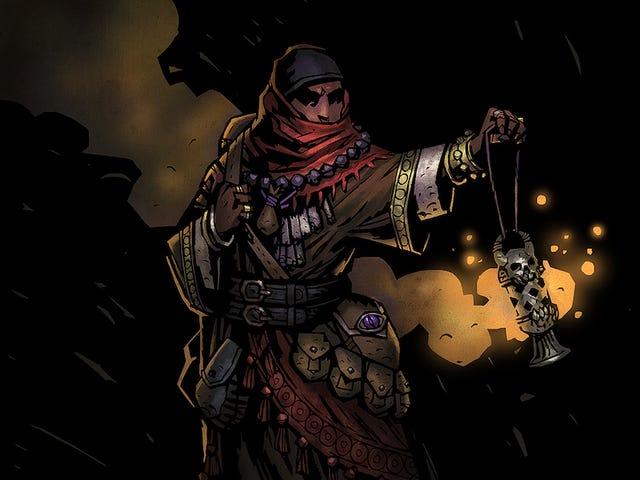 Darkest Dungeon właśnie dodał nową klasę, The Antiquarian, wraz z innymi ulepszeniami