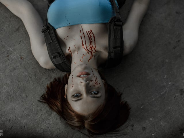 Resident Evil Cosplay Is Not Messing Around