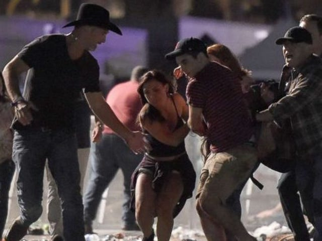 Shooter Opens Fire at Country Music Festival on Las Vegas Strip: More Than 58 Dead, Including Suspect