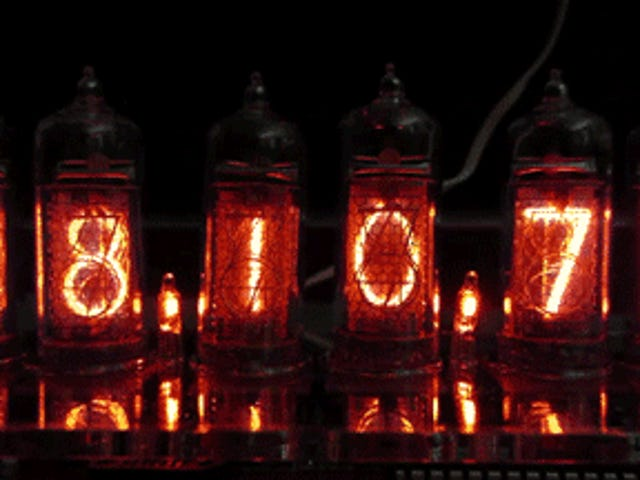 Bits Of Old Tech I Have An Obsession With, Nixie Tubes