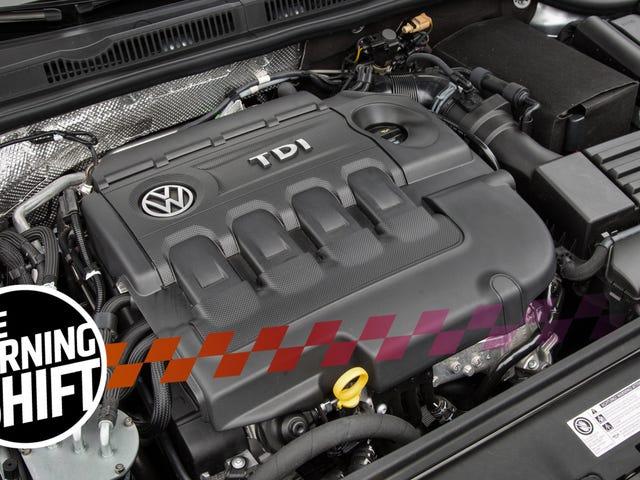 Volkswagen Weirdly Still Has Faith In Diesels