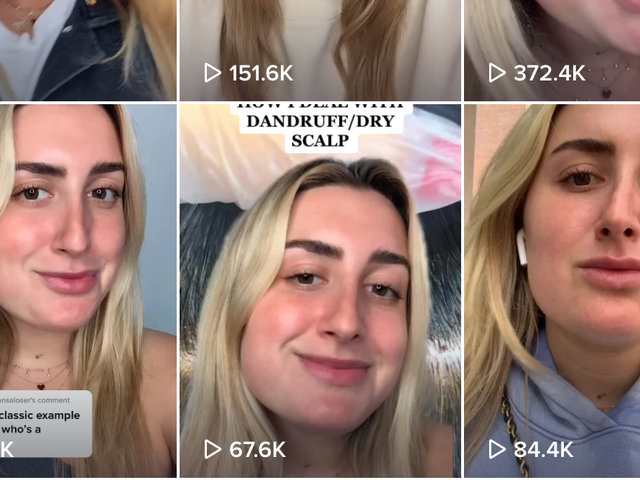 Who Is Audrey Peters, TikTok's Wannabe Carrie Bradshaw, and Why On Earth Do We Care?