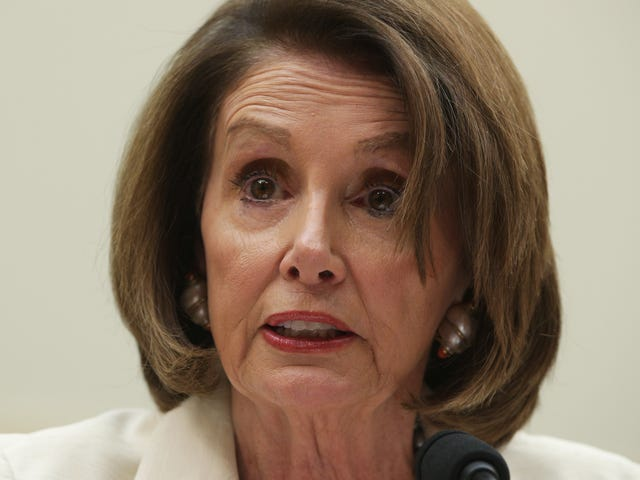 Nancy Pelosi Versus the Future