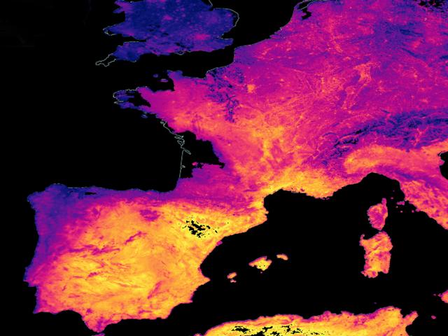 Pháp vừa phá hủy kỷ lục nhiệt mọi thời đại